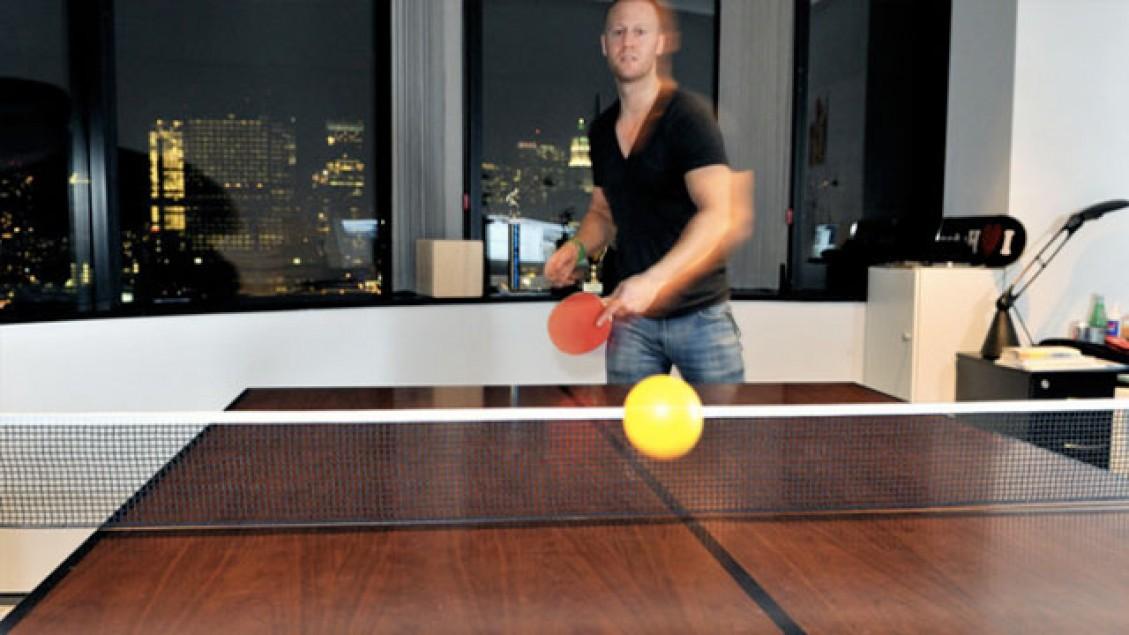 Mesa de ping pong y de oficina