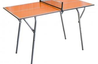 Cómo elegir la mesa de ping pong ideal para niños