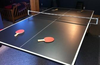 Consejos para elegir una buena mesa de ping pong