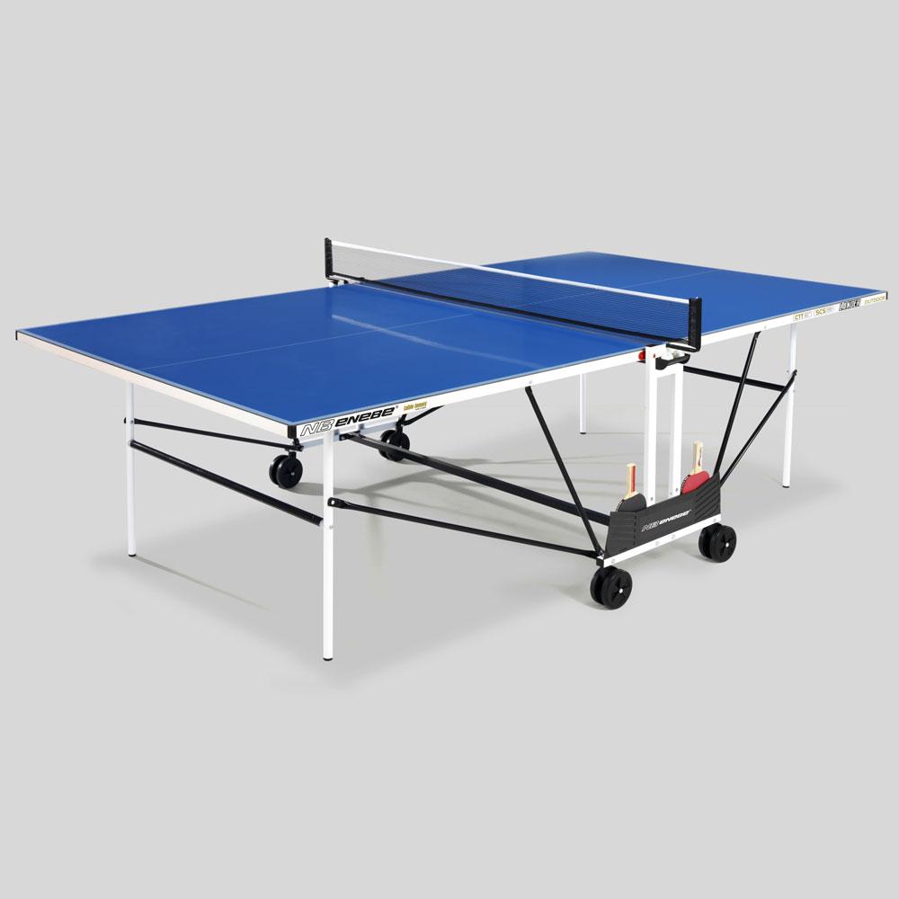 La Enebe New Lander Outdoor, la mesa de ping pong para tu jardín