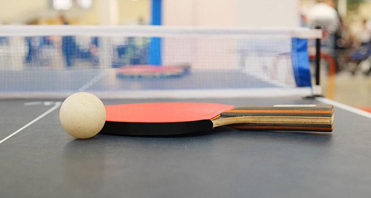 ¿Cómo comprar una pala de tenis mesa?